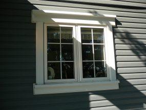 Pliage contour fenêtre